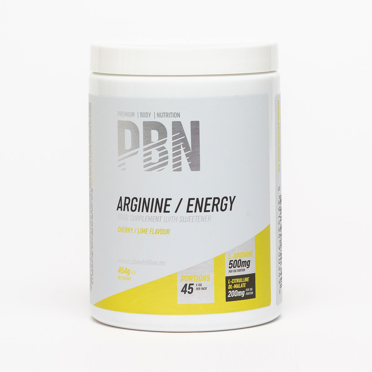 Arginine/Energy Cherry/Lime Jar