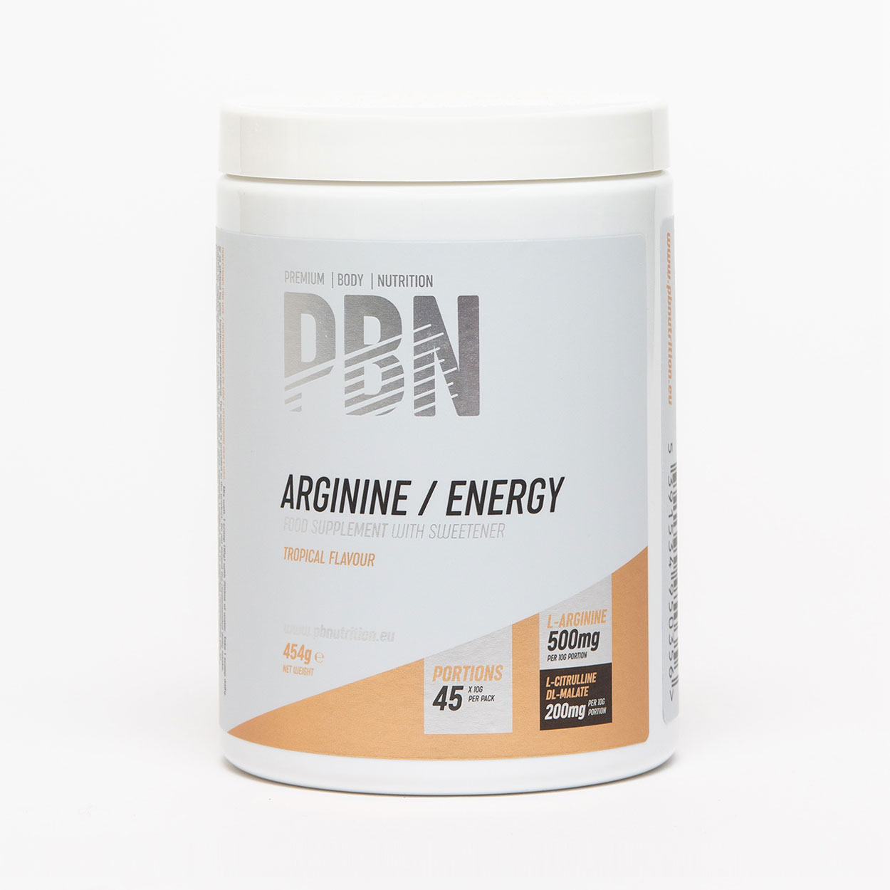 Arginine/Energy Tropical Jar